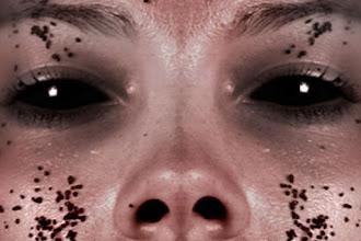 """Coup de coeur :  """"Corporate Occult"""" de Huoratron, un clip horrifique signé Cédric Blaibois avec Solweig Rediger-Lizlow"""