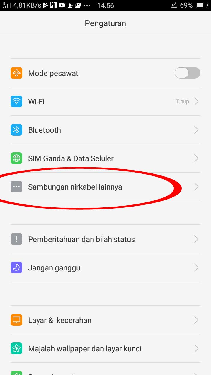 Hiding ip address iphone