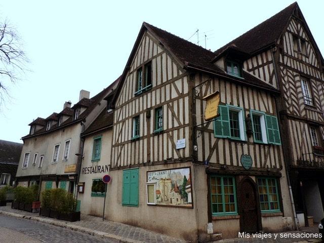 Casco histórico de Chartres, Francia