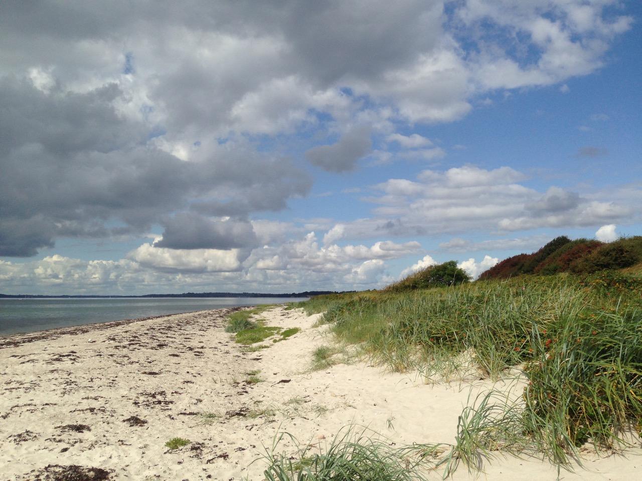 Kegnaes Strand, Dänemark