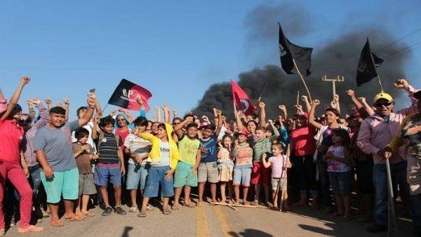 Policía militar de Brasil invade campamento del MST en Ceará