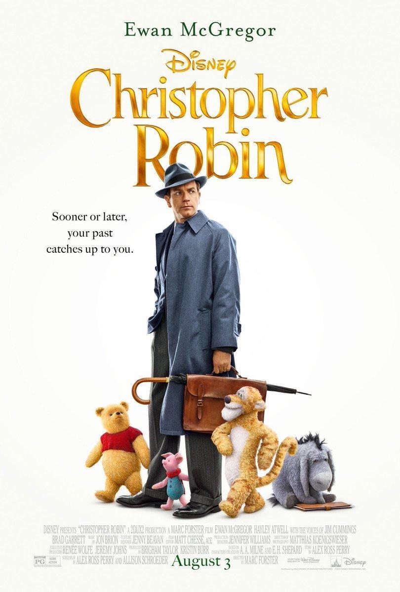 Ver Christopher Robin 2018 Online descargar