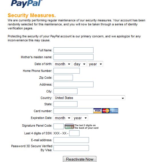 Sanesecurity ClamAV Blog: Zero Hour Malware, Phishing And