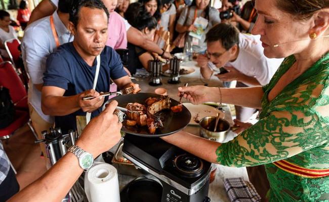 Xvlor Ubud Food Festival 2018 scheduled for April 13-15