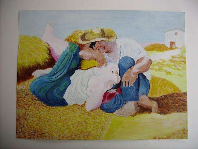 passion peinture reproduction tableaux farel jequel botero gauguin grands peintres. Black Bedroom Furniture Sets. Home Design Ideas
