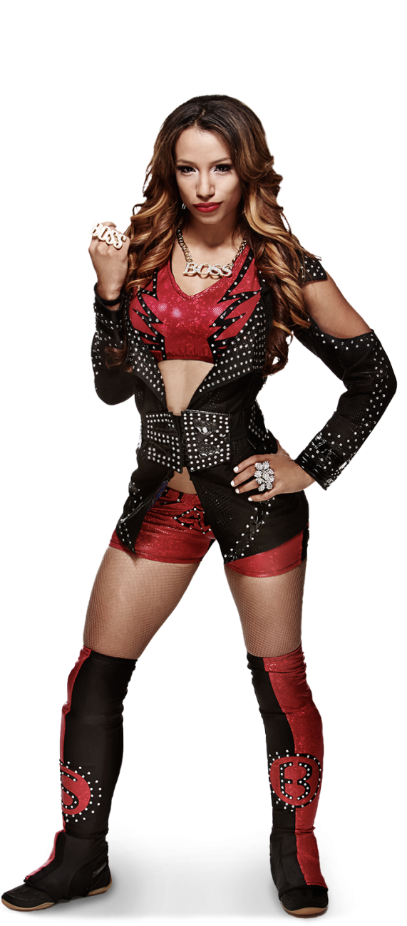 The Boss - NXT Diva Sasha Banks