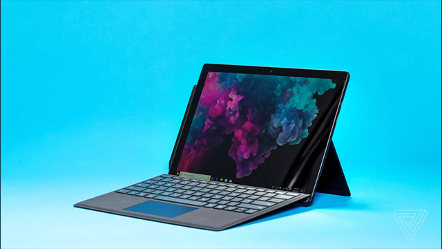 MICROSOFT SURFACE PRO 6 REVIEW: A FAMILIAR BET