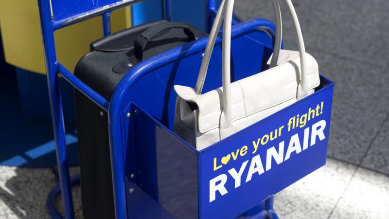 ryanair bagage afmetingen handbagage