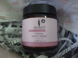 night cream untuk sensitive skin