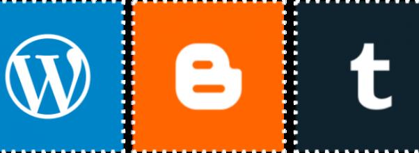 Perbandingan Platform Wordpress, Blogger, dan Tumbrl
