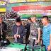 Pameran Alutsista Kodim 0615/Kuningan di SMK Karnas Disambut Antusias