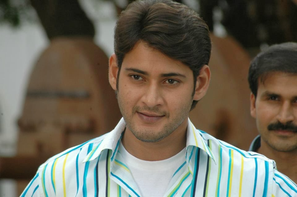 mahesh babu hair style mahesh babu sainikudu photos andhra moviez 4854