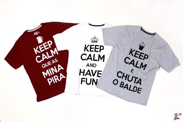 Que Significa Keep Calm: SEBASTIANA FAZ MODA