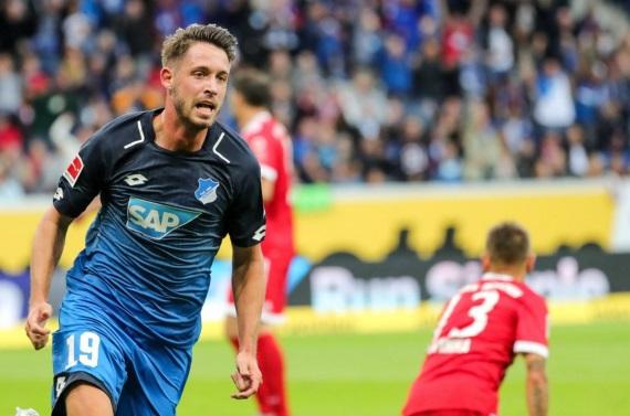 Hoffenheim inflicted Bayern Munich the first loss of the season, winning 2-0 at the Rhein-Neckar-Arena