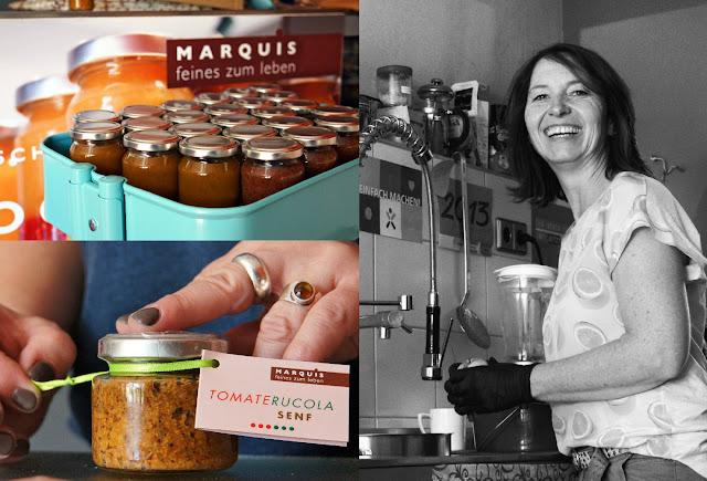 Jeanette Marquis - Genussexpertin und Kochbuchautorin