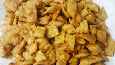 खारी शंकरपाळी - पाककला | Khari Shankarpali - Recipe