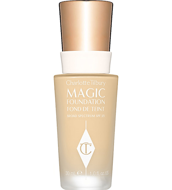 charlotte tilbury magic foundation review, every skin colour foundation,