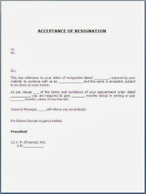 Account application acceptance letter: Account application ...