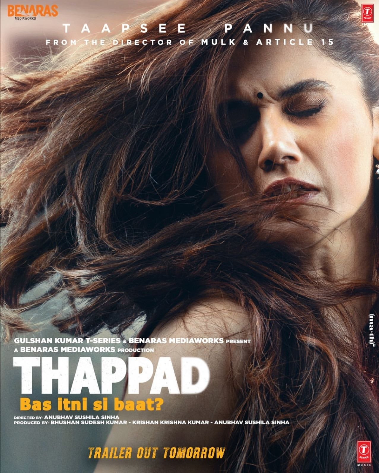Thappad (2020) Wiki, Full Star Cast & Crew, Release Date & Trailer