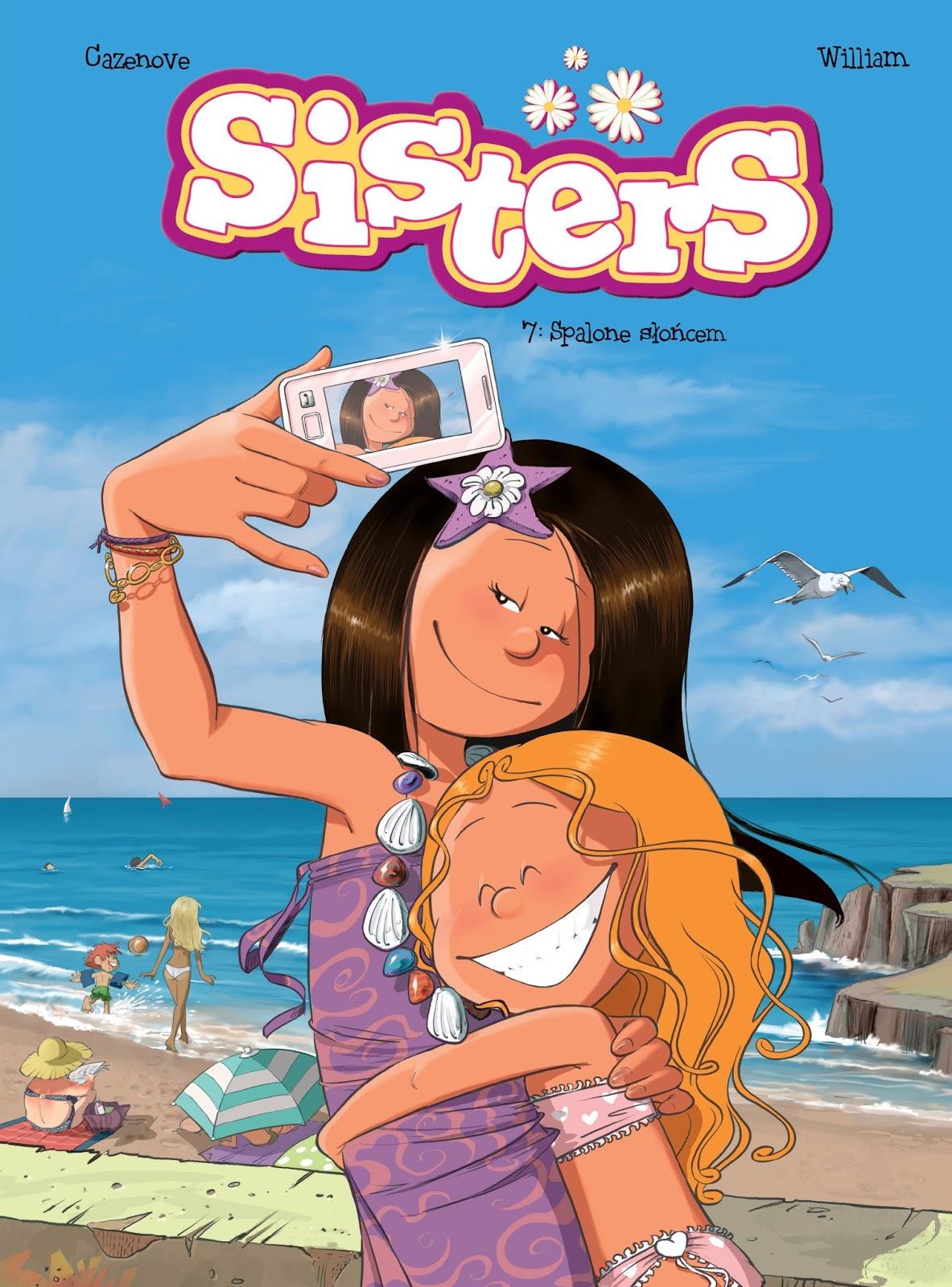 Siostry Na Wczasach Sisters 7 Spalone Sloncem Recenzja