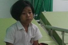 9 Siswa SDN Pakis VIII Surabaya Keracunan Es Kepal Milo