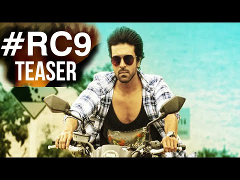 Chiranjeevi launches son Ram Charan's #RC9 teaser on 60th birthday!