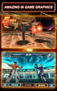 Tekken Card Tournament MOD APK 3.420 2016 Terbaru