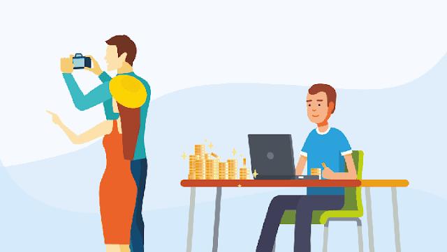 Coba Sosiago Influencer Marketing untuk menambah penghasilan selebgram, blogger influencer atau youtuber.