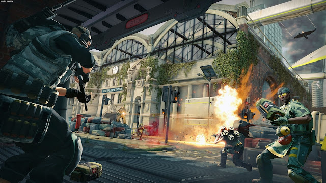 Dirty Bomb PC Game Torrent Download ~ GETPCGAMESET
