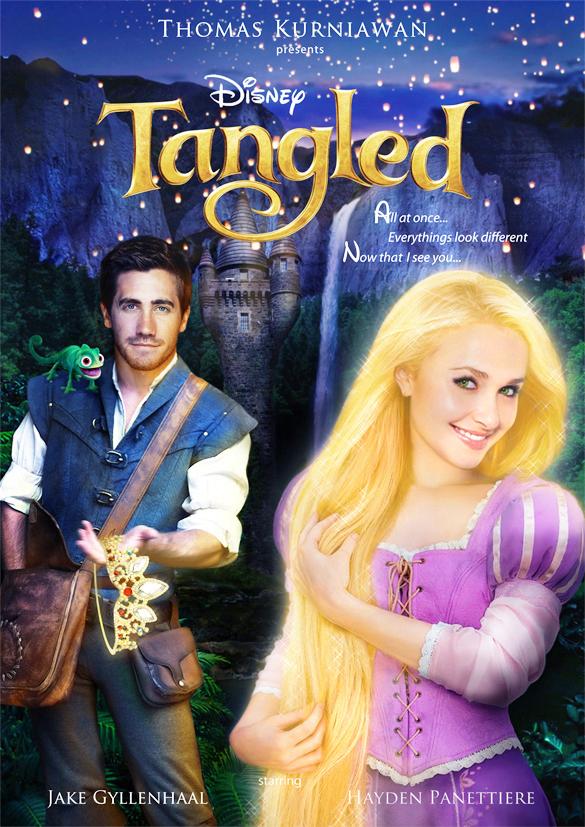 Thomas Kurniawan's Portfolio: Disney Princess Celebrity ...