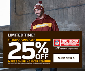 The NFL shop is having some fantastic deals this weekend through Monday! 72489d5e8