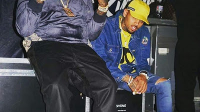 Chris Brown ft Rick Ross, Meek Mill - All I Want Demo
