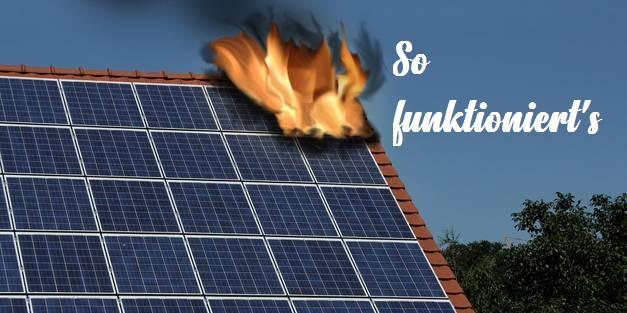 Worauf muss man bei der Versicherung einer Photovoltaikanlage achten