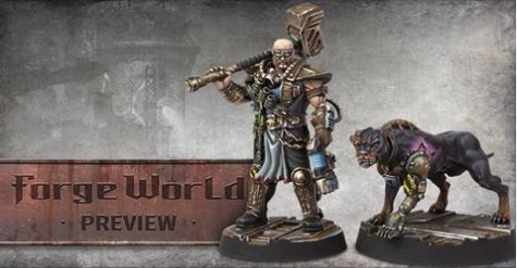 Hired Guns for House Orlock