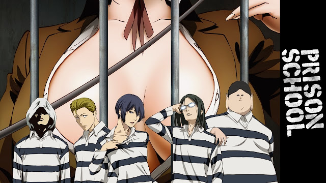 Prison School + OVA BD Batch Subtitle Indonesia
