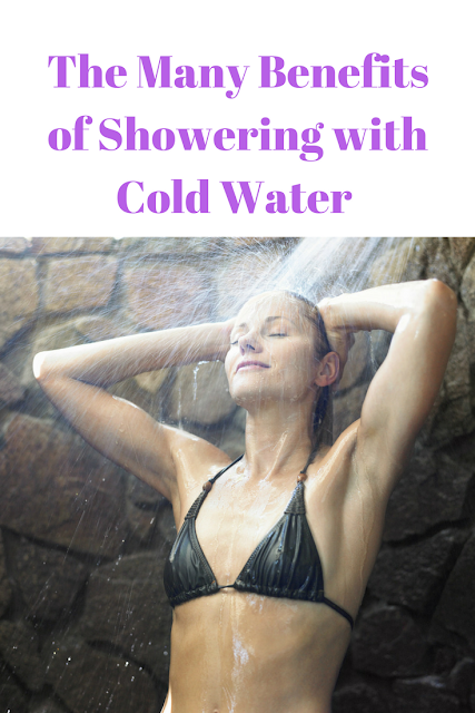 The Many Benefits Of Showering With Cold Water