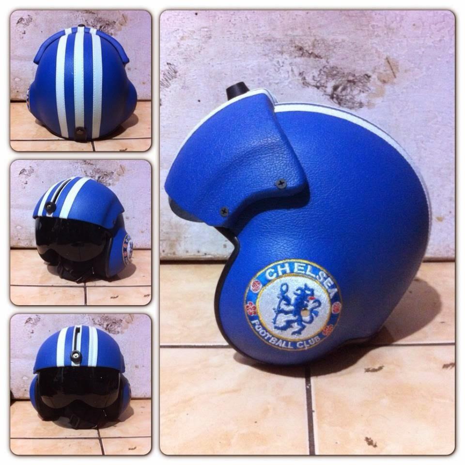 Helm Retro  Helm Retro Pilot  Helm Retro Bogo Helm