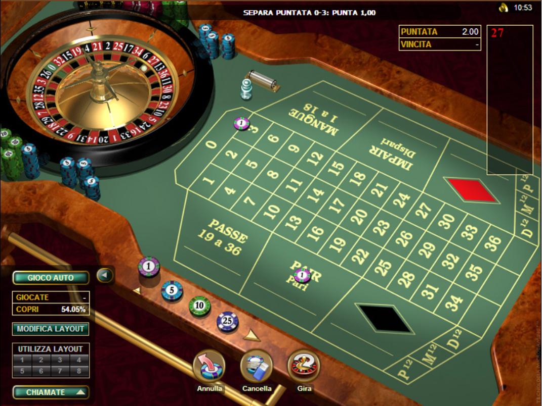 Casino de la vallee capodanno
