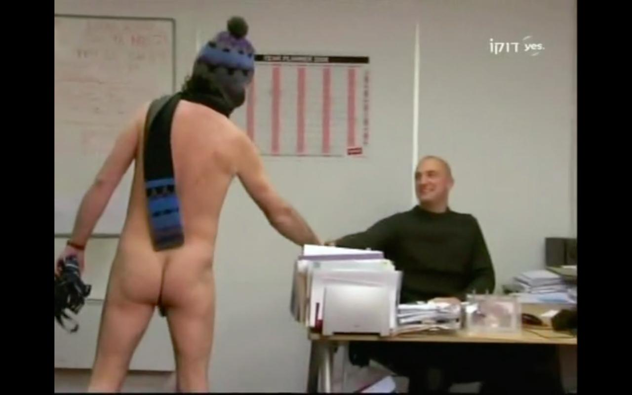 Bizarrecelebsnude Naked Office - Nøgenhed - Episode 1 del 2-8664