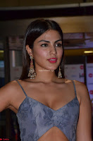 Rhea Chakraborty in a Sleeveless Deep neck Choli Dress Stunning Beauty at 64th Jio Filmfare Awards South ~  Exclusive 038.JPG