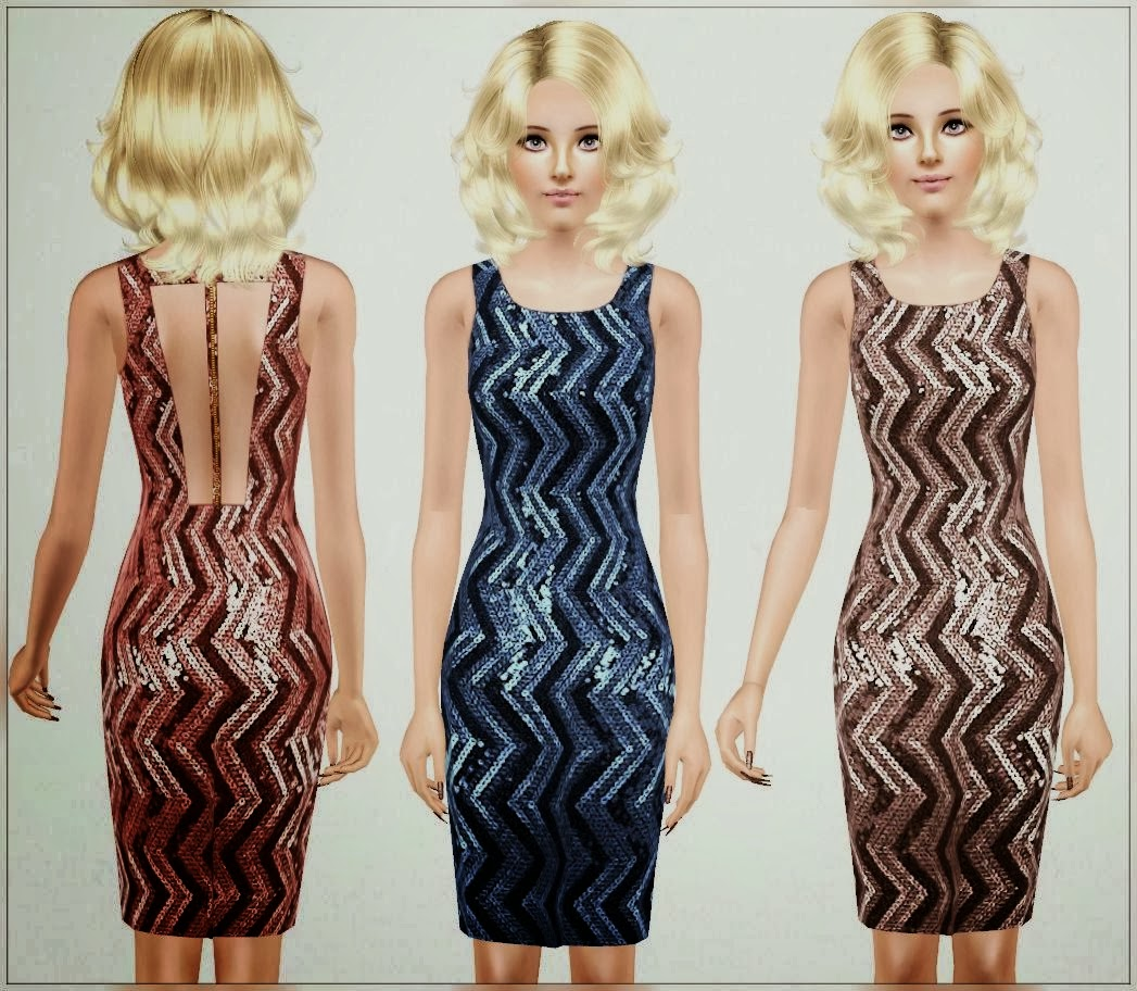 My Sims 3 Blog New Clothing for Females by Irida Sims