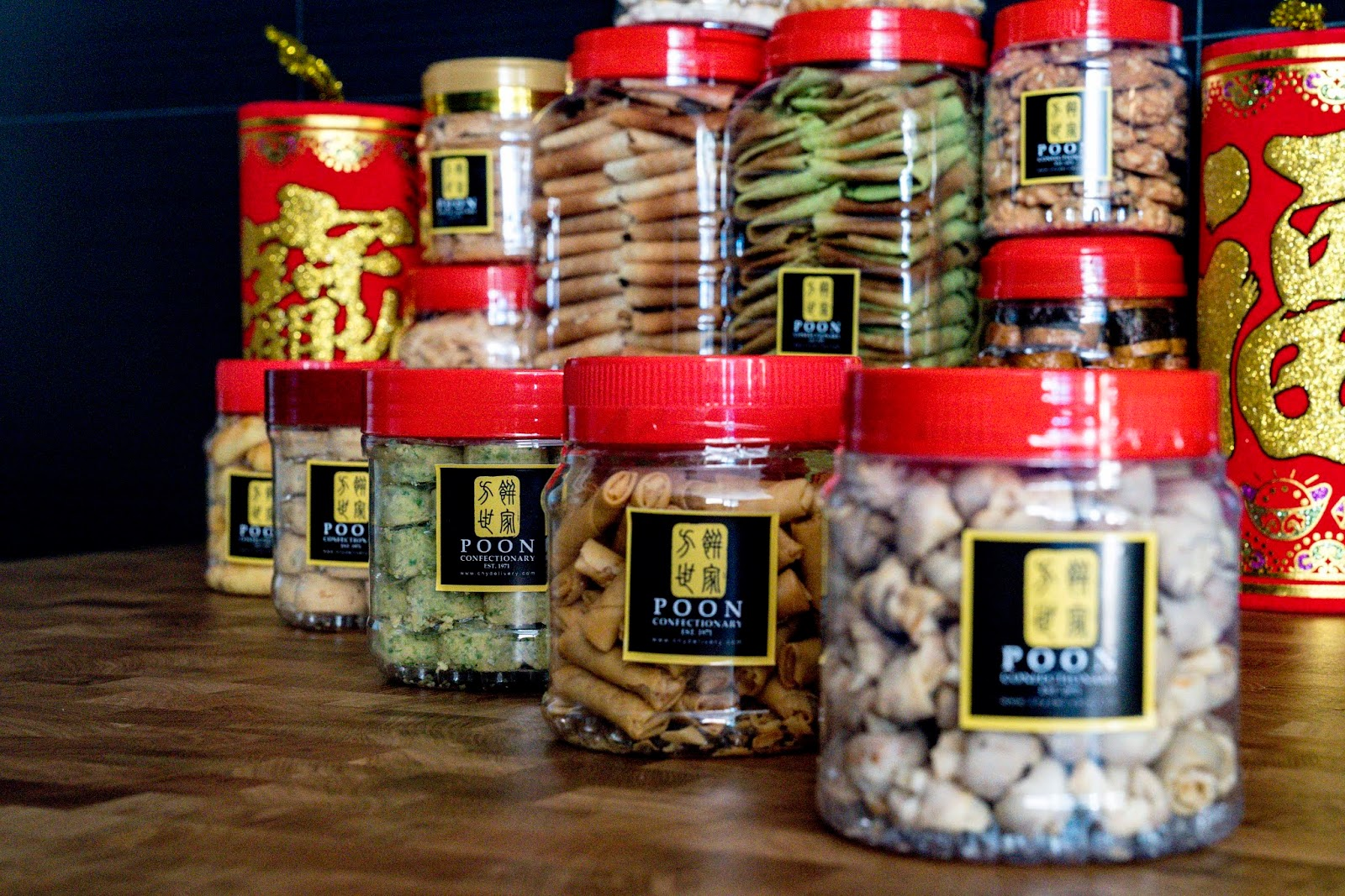 8 Must have traditional CNY cookies and their meaning | The Wacky Duo |  Singapore Family Lifestyle Travel Website