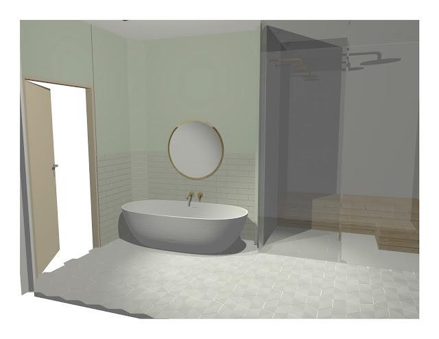Welke Materialen Badkamer : Wandbekleding badkamer overzicht van materialen