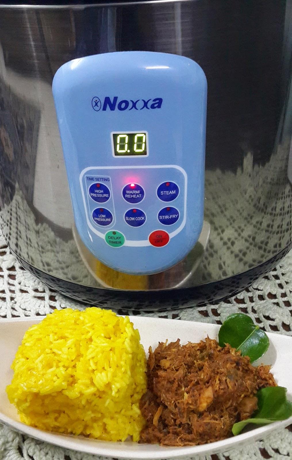 resipi pulut kuning rice cooker resepi bergambar Resepi Beras Rendang Enak dan Mudah
