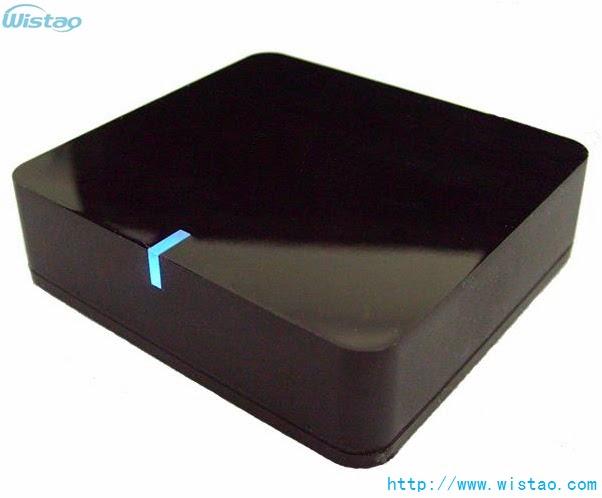 HIFI Bluetooth Audio Receiver Bluetooth 3.0 support apt-x decoding and fibre-optical output