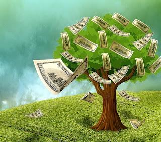 Monetary Plants