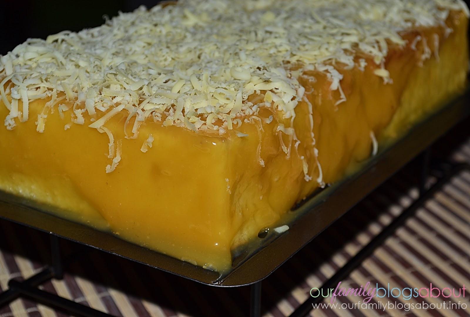 Bake Happy Yema Cake