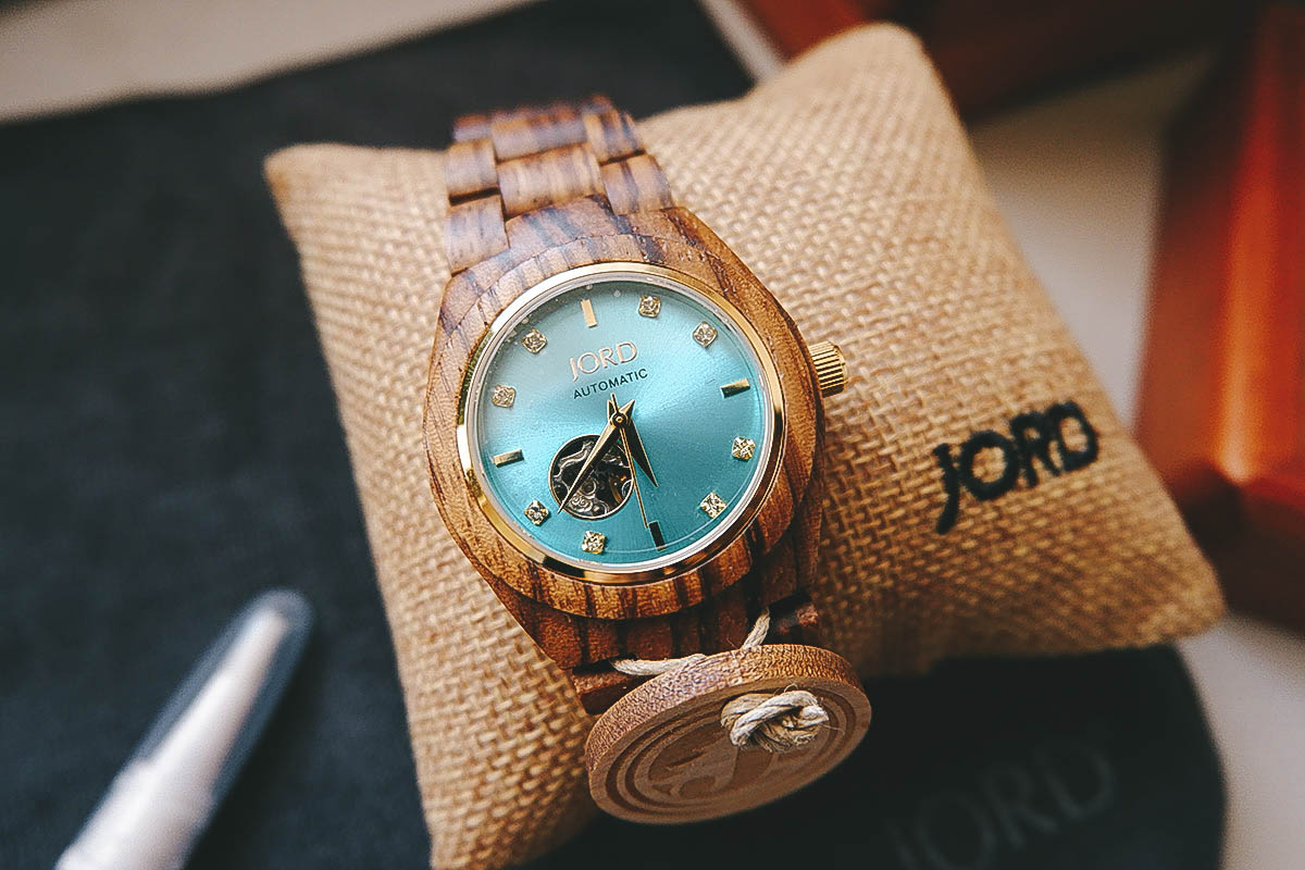 Wood Watches By Jord A Timepiece Fit For The Wanderer Soul X Giveaway Charlotte Anne Bloglovin