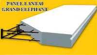Supplier Bata Ringan, Panel Lantai Grand Elephant