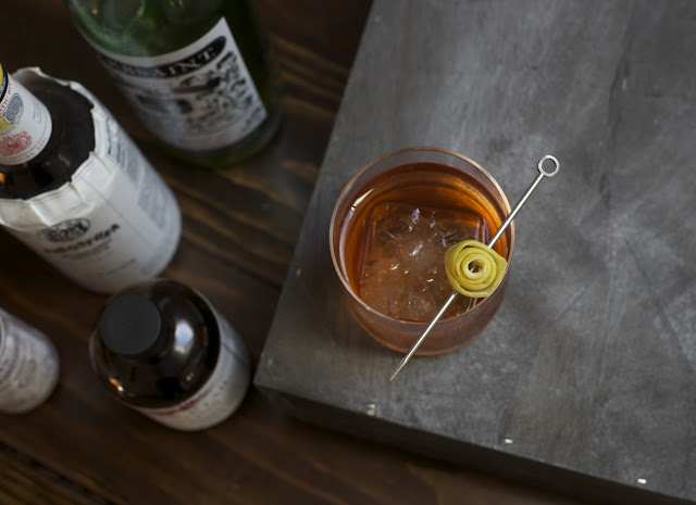 D-Day Rum Sazerac